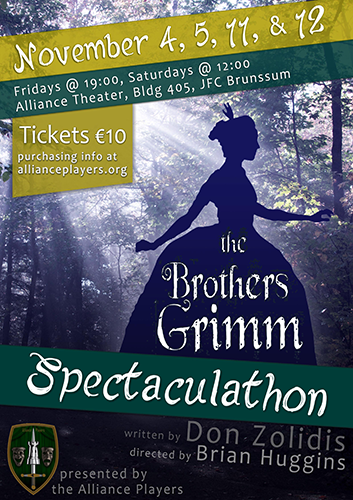 poster for Brothers Grimm Spectaculathon