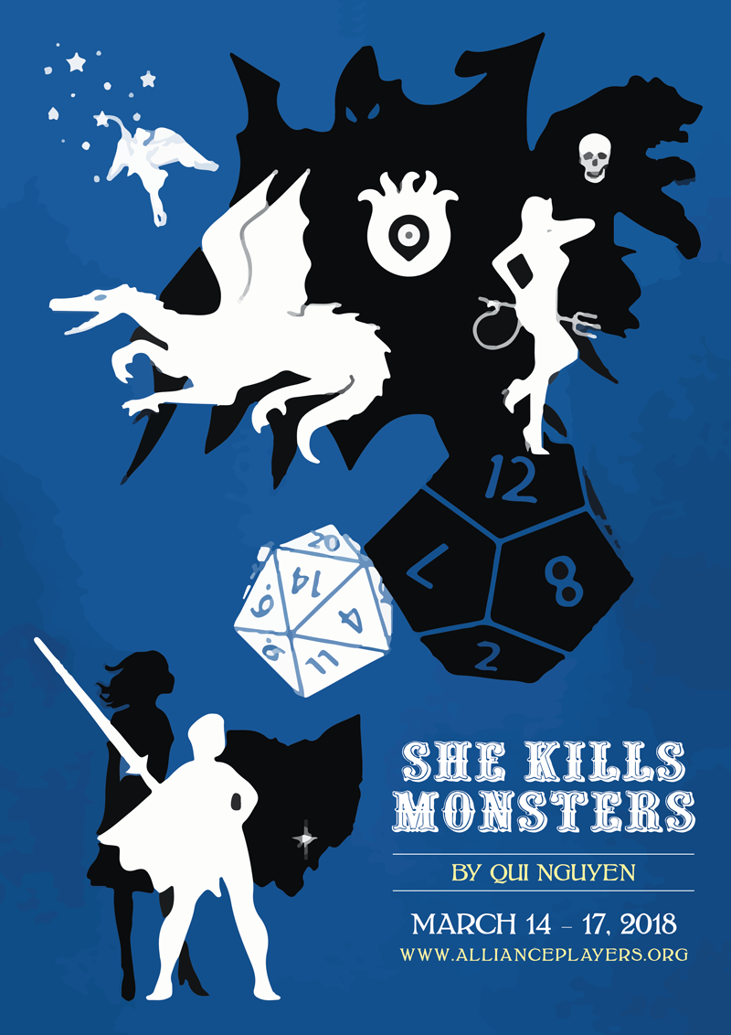 She Kills Monsters by Qui Nguyen